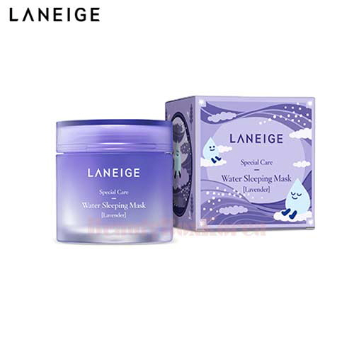 LANEIGE Water Sleeping Mask  70ml [Refill Me Edition]